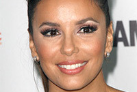 Eva-longoria-casual-ponytail-side